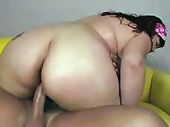 Chunky Chick Kelly Shibari