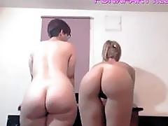 Plumped Juicy FUNXPARTY Lesbian Asses Are Ready To Be Popped By Your Cock