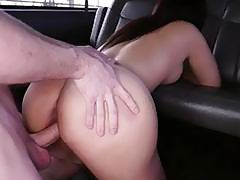 Big booty and giant jugs latina brunette milf Sophie Leon