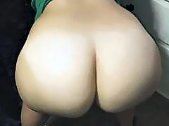 Teen Takes BBC Doggystyle While Moaning Then Gets A Creampie - KittenDaddy