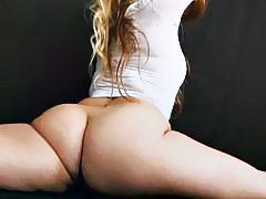 Large curves lascivious stud for sex